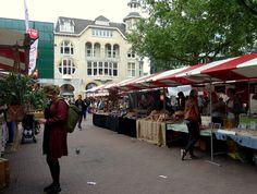 Travel and Lifestyle Diaries Blog: Utrecht, Netherlands: The 'Swan Market' on Vredenburg, Utrecht Centrum