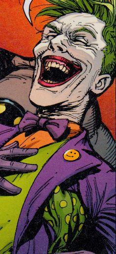 Joker Dc Comics, Joker Comic, Arte Dc Comics, Joker Art, Dc Comics Art, Comic Books Art, Comic Art, Casa Anime, Joker Images