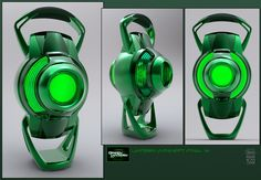 Christopher Ross' designs for the Green Lantern Corps and the Sinestro Corps Power Rings. Also included, are his designs for Abin Sur's ship, Hal's Power Battery, and Oa's Central Power Battery. Dc Comics Heroes, Fun Comics, Marvel Dc Comics, Green Lantern Power Ring, Green Lantern Corps, Star Sapphire Dc, Lantern Rings, Guardians Of The Universe, John Stewart