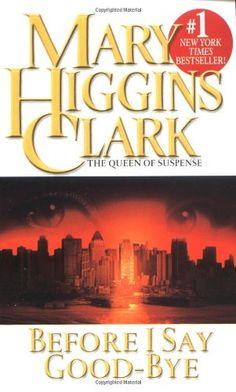 (2000) Before I Say Goodbye - Mary Higgins Clark