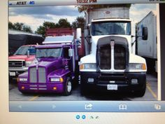 These Lil' Big Rigs Are The Hottest Thing on Six Wheels Big Rig Trucks, Small Cars, Rigs, Driver's License, Commercial, Hot, Vehicles, Wheels, Wedges