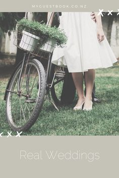 Real weddings, wedding planning, guestbook ideas and inspiration!