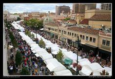 Plaza Art Fair, Kansas City, MO