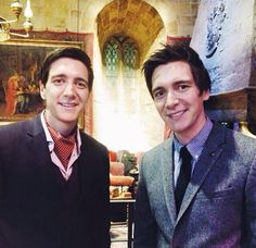 Harry Potter Twins, Harry Potter Cast, Harry Potter Characters, Love Me Better, Oliver Phelps, Phelps Twins, Fred, Weasley Twins, Harry Potter Pictures
