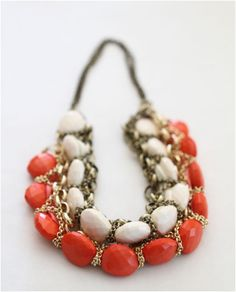Top 10 Fashionable DIY Statement Necklaces