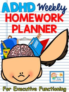 Kids and adults with ADHD or executive functioning struggles have difficulty with memory, planning, organizing, time management, and goal directed persistence. These are all important skills to be successful in school, as well as later in the workplace.