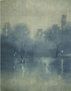 Lisa Breslow, Central Park No.9