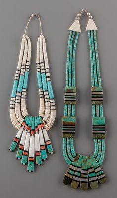 Native American Artistry #jewelrynecklaces