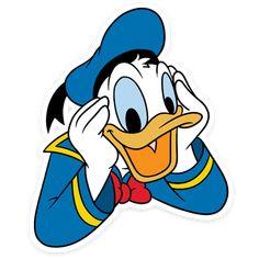 Набор стикеров для Telegram «Дональд Дак» Trippy Cartoon, Duck Cartoon, Disney Best Friends, Mickey And Friends, Classic Cartoon Characters, Classic Cartoons, Pink Camo Wallpaper, Clown Images, Tom And Jerry Cartoon
