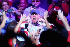 Pin for Later: Tech Legend Loses His Mind to Fergie's Surprise Performance Steve Ballmer, Los Angeles Clippers, Mindfulness, Lost, Tech, Geeks, Tecnologia, Geek, Consciousness