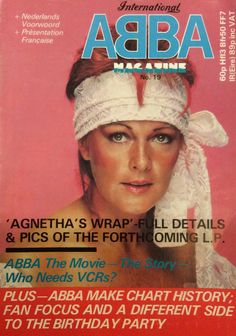 ABBA Fans Blog: International Abba Magazine No. 19