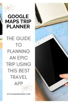 Planning a trip? Find out the best travel app to make trip planning a breeze. After reading this post you will know all the travel tips to using Google maps for easy travel planning. Get the travel tips and tricks to using this best travel app right here. Google Maps // Trip Planning // Travel Hacks // Travel Tips // Travel Hacks And Tips // Travel Apps Best Travel Apps, Travel Tips, Travel Hacks, Suitcase Packing, Travel Packing, Airplane Travel, Travel Planner, Trip Planning, How To Plan
