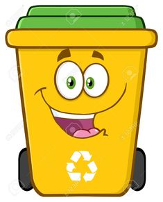 Recycling Activities For Kids, Recycling For Kids, Recycling Bins, Recycle Bin Icon, Earth For Kids, Kindergarten Design, Earth Day Crafts, Classroom Activities, Earth