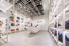 4568931b80ef9 18 en iyi Çanta Mağazası Dekorasyonu ve Tasarımları görüntüsü, 2015 ...