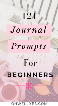Journal prompts are just a way to knowing yourself better. Here are 121 journal prompts for self-question, reflection and discovering you. Negative Thoughts, Positive Thoughts, Journal Questions, Mental Health Journal, Journal Prompts, Work Journal, Writing About Yourself, Dealing With Stress, Pep Talks