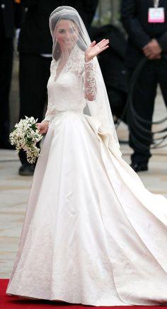 Veils traditional and catholic on pinterest for Sarah burton wedding dresses official website