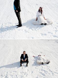 Post boda en el Pirineo Aragonés {Foto, Víctor Lax}