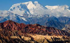 Tajikistan National Park (Mountains of the Pamirs) (Tajikistan)