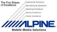 Alpine Five Stripes