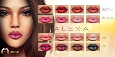 Alexa_Lips ••• Out Now in store \o/ | Flickr - Photo Sharing!