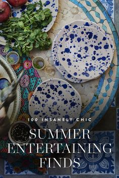 To celebrate summer, we've rounded up 100 glorious entertaining essentials, all of which clock in at $25 or less. — via @PureWow