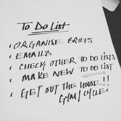 Seems easy enough... #todolist  #todotodo lists