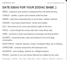 horoscope dates fuck date
