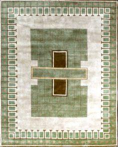 Pinterest the world s catalog of ideas - Frank lloyd wright rugs ...