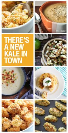 10 easy cauliflower recipes your family will love.
