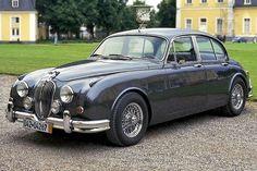 Vintage Jaguar XJ Sedans