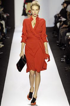Diane von Furstenberg Fall 2007 Ready-to-Wear Collection Photos - Vogue