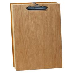 Wooden A4 Veneered MDF Clipboards H-CB101