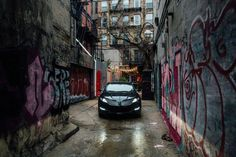 The #LincolnMKZ takes on New York City's Lower East Side.