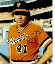 Darrell Evans: This guy could slug. He came up as a third baseman. You have to be a baseball historian (or just old) if you know how good he was.