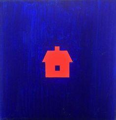 Albert Mertz, 'Blät Rum Med Rødt Hus,' 1981, TIF SIGFRIDS