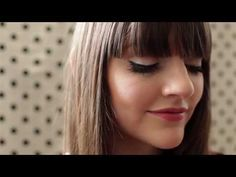 Learn how to create a classic makeup look inspired by the 1960s.
