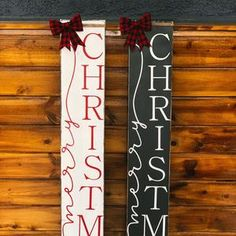 Christmas Front Doors, Christmas Porch, Farmhouse Christmas Decor, Christmas Signs, Merry Christmas, Christmas Gnome, Christmas Crafts, Handmade Christmas Decorations, Patriotic Decorations