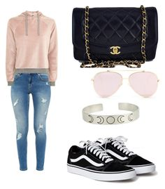"""""""Untitled #94"""" by desireelovesfashion on Polyvore featuring Ted Baker, Topshop and Chanel"""