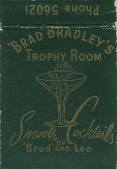 Brad Bradley's Trophy Room by jericl cat, via Flickr