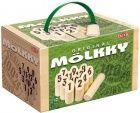 REBEL.pl: Mölkky w kartonowym pudełku (Molkky) - sklep z grami planszowymi