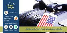 Get help with all the terms you need to know as you settle in the US and start your college life!  Take this #english lesson : http://lingojingo.com/Course/On-boarding-for-Marionopolis/419/0 to understand #USA better.