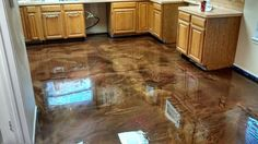In SB Surfacing, epoxy flooring and garage flooring california division is available throughout the USA. Epoxy rock is a treatment favored by many but we can give you a free estimate for any time of epoxy flooring job. Epoxy Resin Flooring, Concrete Floors, Hardwood Floors, Home Design, Floor Design, Interior Design, Garage Epoxy, Garage Boden, Concrete Resurfacing
