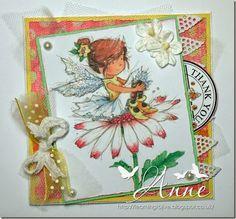 LOTV - Magical Fairies Art Pad by DT Anne