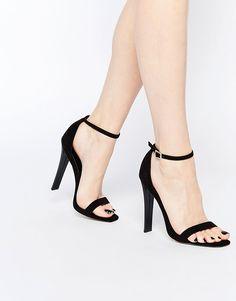 ASOS | ASOS HARNESS Heeled Sandals at ASOS