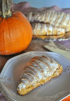 sweet P recipes: FallIn' in Love with Pumpkin -Scones