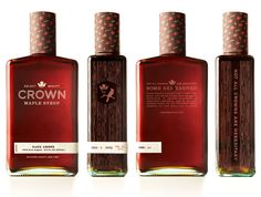 It turns out, maple syrup can be classy too. I'd be proud to have it in my cupboard.