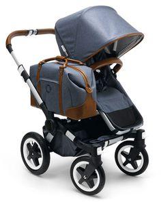 K05XP Bugaboo Bugaboo Donkey Mono Weekender Complete Stroller, Blue
