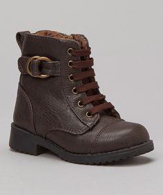 Brown Lil Peyton Boot
