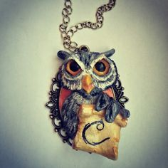 Owl with name
