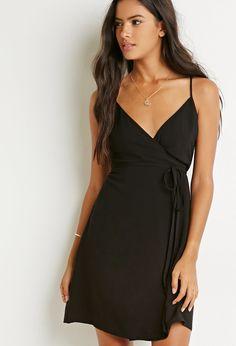 Surplice Wrap Cami Dress | Forever 21 - 2000140782